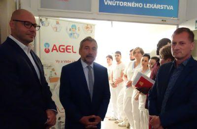 Nemocnica Zlaté Moravce otvorila zrevitalizované oddelenie vnútorného lekárstva