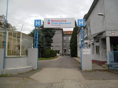 Skupina AGEL aj mesto sa snažia o zachovanie  Nemocnice Zlaté Moravce