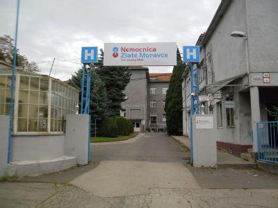 V Nemocnici Zlaté Moravce prijímajú na oddelenie dlhodobo chorých aj pacientov Všeobecnej zdravotnej poisťovne