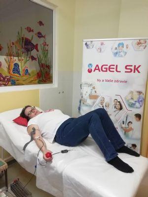 Darcovia krvi pomáhali v Nemocnici Zlaté Moravce