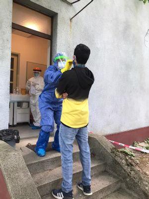 Nemocnica v Zlatých Moravciach otestovala skupinu osôb v izolácii