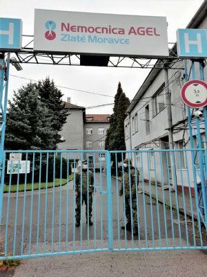 Nemocnica AGEL Zlaté Moravce  aktuálnu pandemickú situáciu zvláda