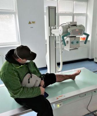 Nemocnica AGEL Zlaté Moravce za minulý rok realizovala na röntgenológii takmer 10 000 vyšetrení pacientov