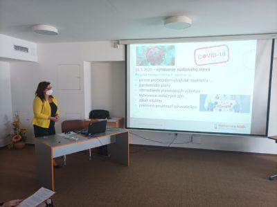 Nemocnica AGEL Zlaté Moravce spolupracuje so samosprávami  Na tretiu vlnu pandémie je pripravená