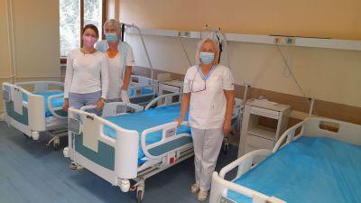 Nemocnica Zlaté Moravce má nové polohovateľné lôžka. Spĺňajú prísne európske normy asú prínosom pre pacienta aj personál